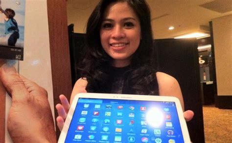 Tablet Samsung Pekanbaru samsung sulap gadget untuk senang senang sekaligus bekerja tribunnews
