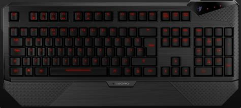 keyboard layout us registry tesoro durandal g1nl us layout red led backlit