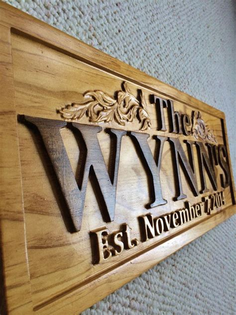 Handmade Wooden Signs Custom - best 25 carved wood signs ideas on americana
