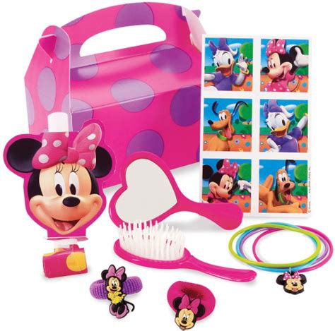 Minnie Mouse Birthday Giveaways - minnie mouse party favors quotes