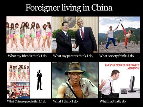 Chinese Meme - foreigner living in china internet memes pinterest