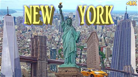 new york manhattan best of new york 4k