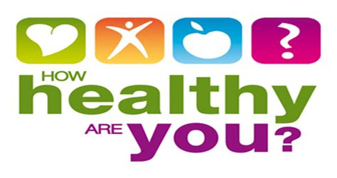 Take Your Health To With A Checkup My Fashion by Take My Health Quiz 健康和营养教练 Chris J Bradshaw
