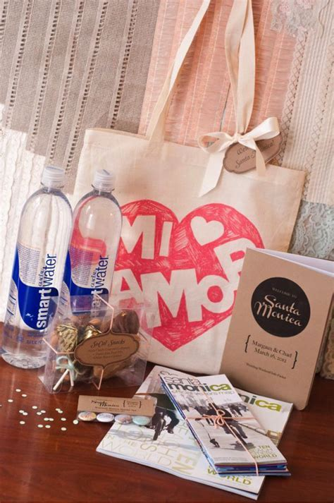 Dallas Wedding Planners Blog   Welcome Bags for Out of