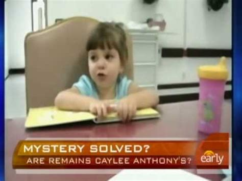 Skeletal Remains Of Caylee Anthony Pictures