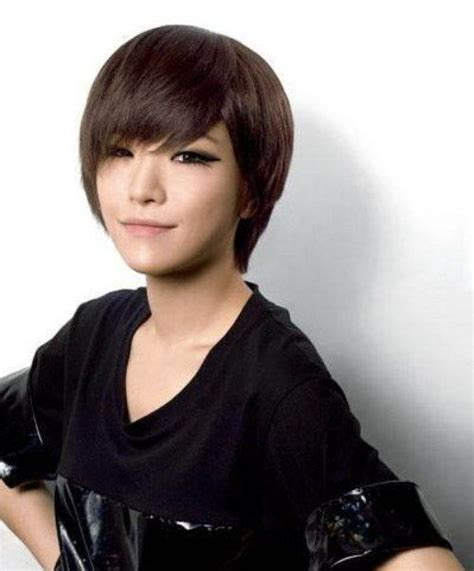 pixie haircut asian women 2013 inofashionstylecom 167 best images about short hairstyles 2017 on pinterest