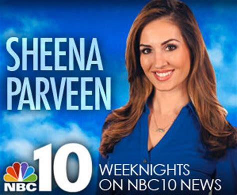 nbc 10 weather personalities sheena parveen archives philadelphia magazine