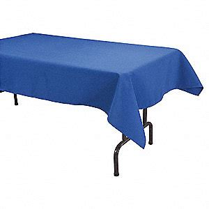 can you put a rectangle tablecloth on a table 70 quot x 52 quot rectangle visa 169 tablecloth royal blue