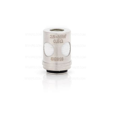 Euc Coil 0 5 O Authentic By Vaporesso Replacement Coil Vape Authentic Vaporesso Traditional Euc Clapton 0 5 Ohm Coil