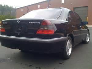 Mercedes C230 Kompressor 2000 2000 Mercedes C230 Kompressor Sport