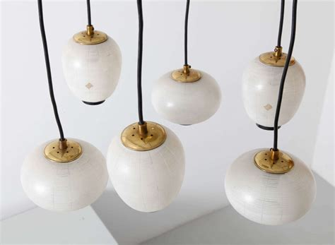 Doria Japanese Style Chandelier At 1stdibs Japanese Chandeliers