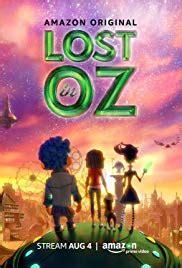 lost  oz tv series