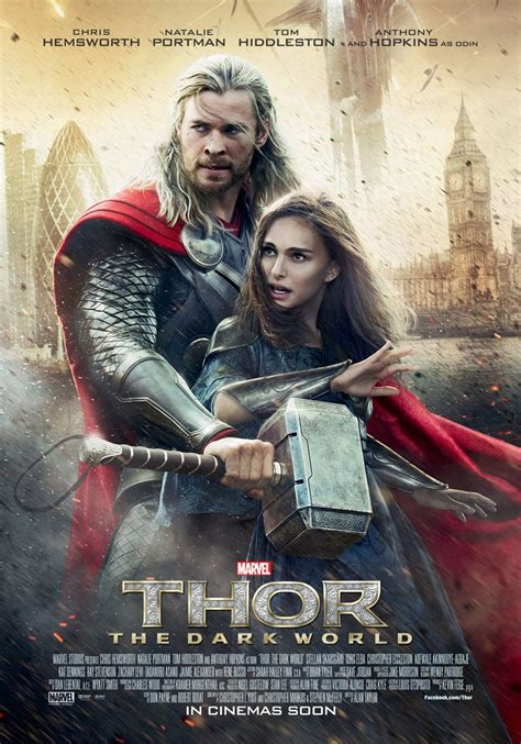 thor film poster mcu news thor the dark world avengers age of ultron and
