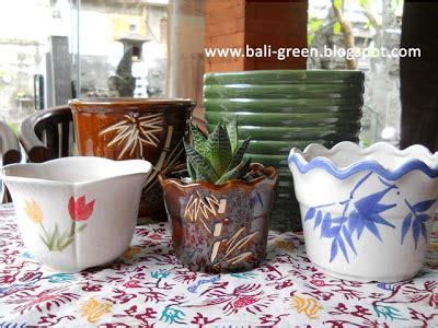 Jual Lu Hias Unik Murah putra garden pot keramik tanaman hias murah di denpasar bali
