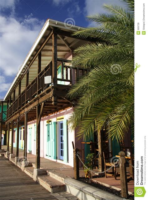 caribbean architecture royalty free stock images image 909739