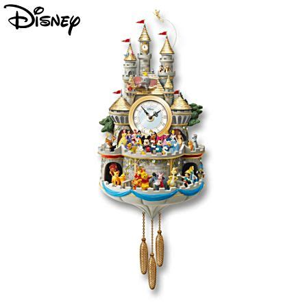 yorkie cuckoo clock officially licensed disney cuckoo wall clock disney timeless magic cuckoo clock