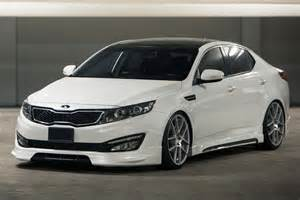 Customized Kia Optima Kia Optima Kit 2016 Car Release Date