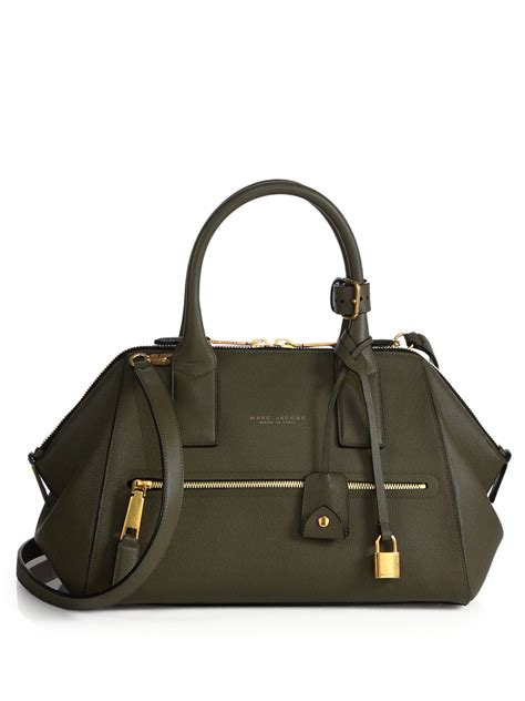 Marc Small Bag by Lyst Marc Incognito Small Smooth Leather Top