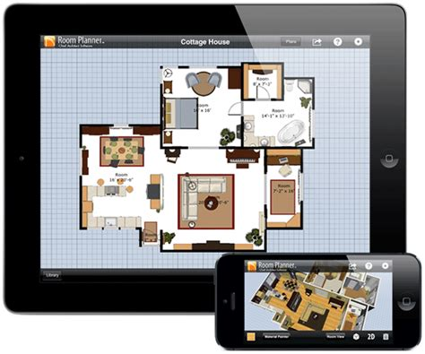 Room Planner Ipad Home Design App | room planner software for the ipad by chief architect