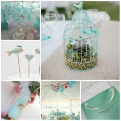 Tiffany blue themed wedding ideas and invitations perfect for winter