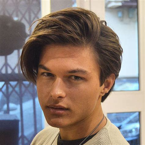 mens shoulder length hairstyles medium length hairstyles for 2018 s haircuts