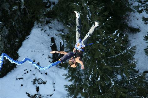 how to survive divorce without jumping a bridge books adrenaline at whistler bungee in whistler bc