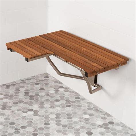ada bench ada compliant foldup teak shower seats and benches