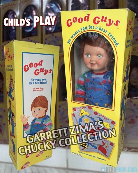 chucky movie prop for sale listing childs play chucky prop screen used good guy doll