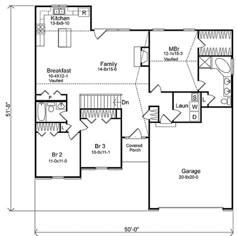 traditional single story house plans architectural designs