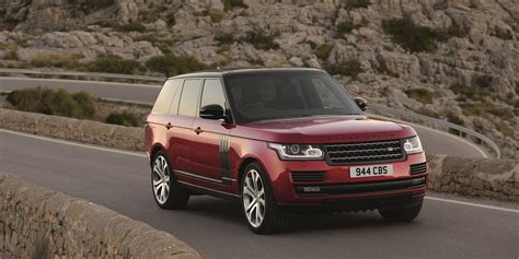 range rover car prices 2017 land rover range rover review ratings specs prices
