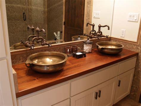 Vessel Sink Countertops Vessel Sinks Are Free Standing Sinks That Sit Directly On