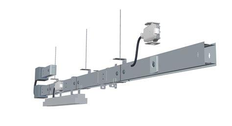 electrical lighting installation company lighting busbar trunking system shanghai zhenda complete