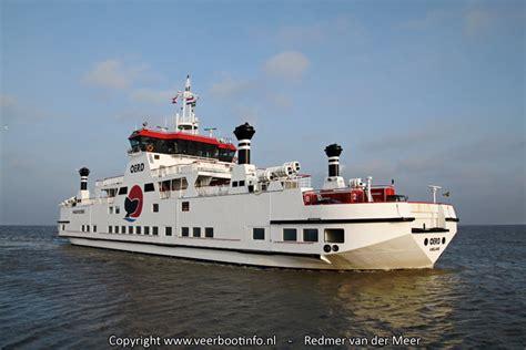 boot ameland texel veerboot oerd 2003 171 veerbootinfo nl