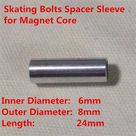 Obeng Bening Magnet 6 Diameter 6 Mm 6mm inner diameter 8mm outer diameter skating wheel bolt