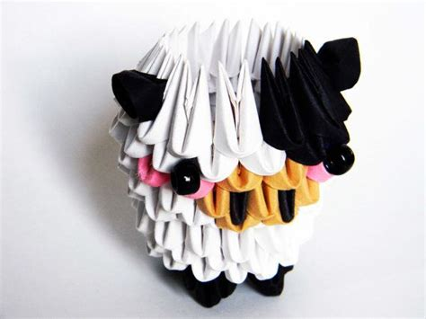 3d Origami Cow - 42 best images about origami on sharks