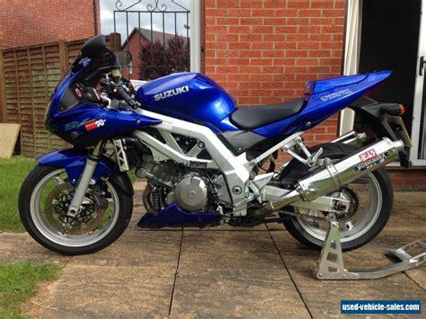 2003 Suzuki Sv 1000 2003 Suzuki Sv 1000 Sk3 For Sale In The United Kingdom
