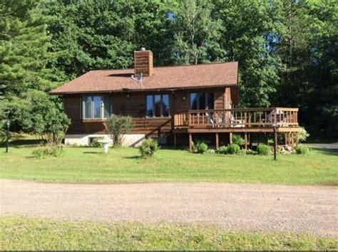 Minocqua Wi Cabin Rentals by Minocqua Area Home Rental On Lake Vrbo