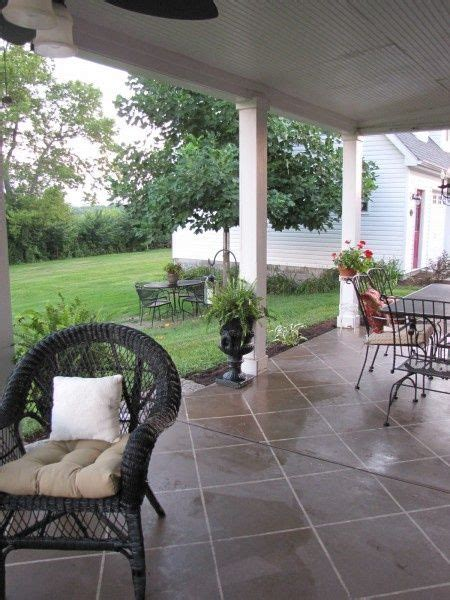 porch and patio paint best 25 painted concrete patios ideas only on