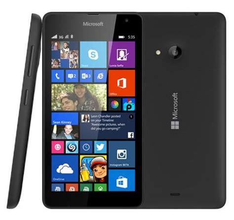 Microsoft Lumia 535 Black microsoft lumia 535 dual sim black price in europe