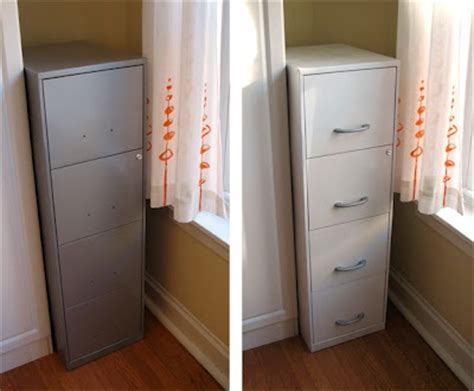 how to paint a metal file cabinet 1000 images about painting filing cabinets on pinterest