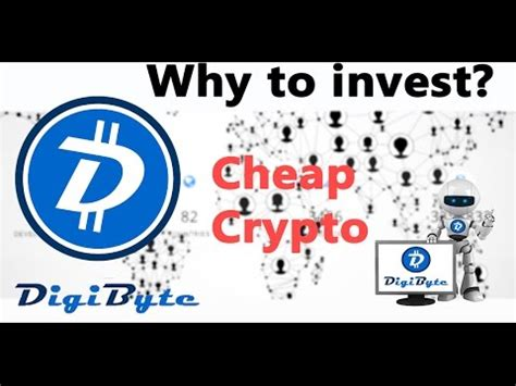 bitconnect established digibyte on the rise cheap cryptocurrency to invest