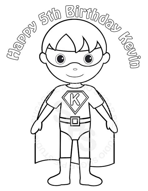 superhero coloring pages preschool super hero super hero coloring pages