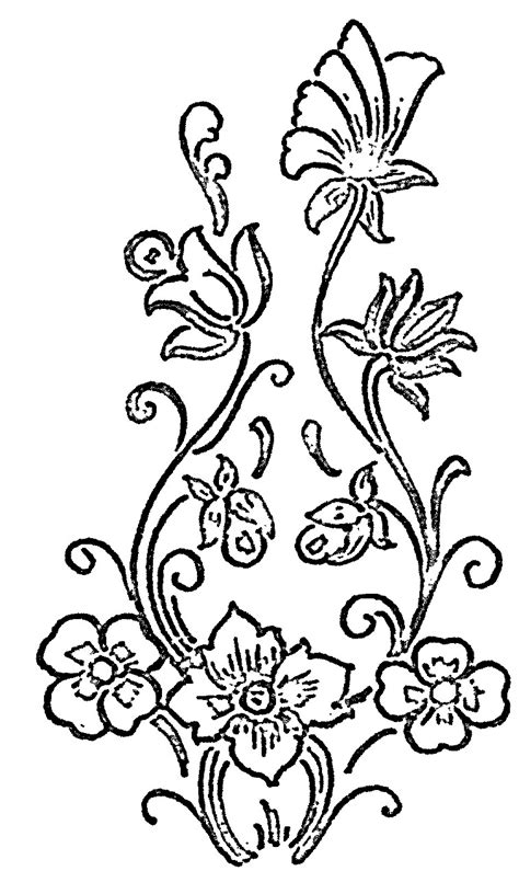 flower pattern names flower designs and patterns glass paintings patterns