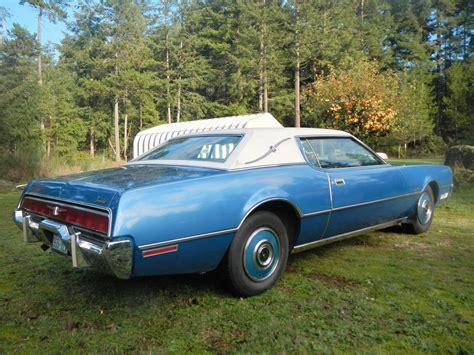1972 Ford Thunderbird by 1972 Ford Thunderbird For Sale Classiccars Cc 928422