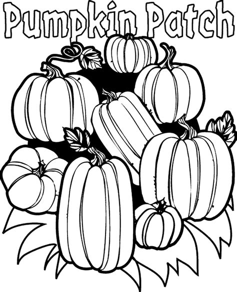 Pumpkin Patch Coloring Page Pumpkin Patch Coloring Page Gt Gt Disney Coloring Pages