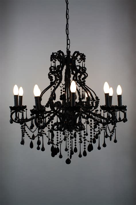 Black Chandelier Wallpaper black chandelier wallpaper wallpapersafari