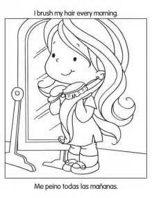 printable coloring pages healthy habits all worksheets 187 habits for worksheets