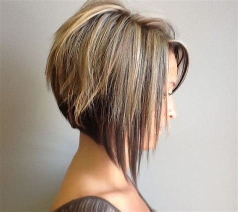 asymetrical ans stacked hairstyles 21 super cute asymmetrical bob hairstyles popular haircuts