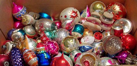 vintage christmas ornaments merry christmas