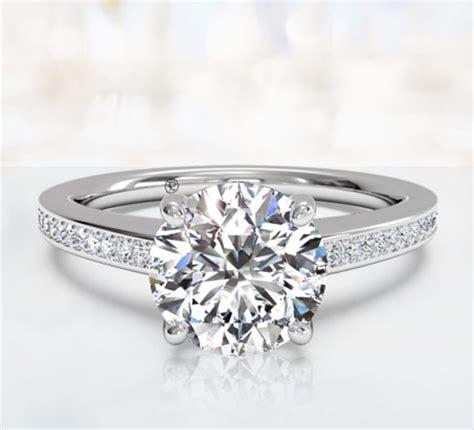 Platinum Engagement Rings by Platinum Engagement Rings Ritani